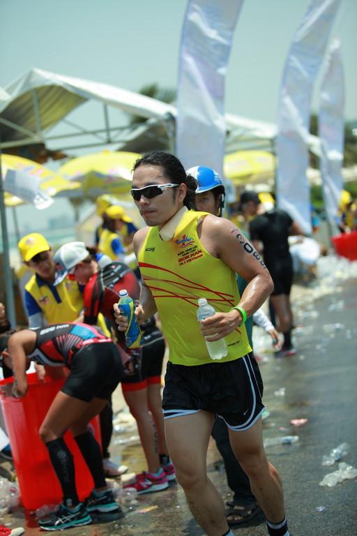 Chiến binh Number 1 Team: Mang tinh thần Ironman vào cuộc sống - Ảnh 1.