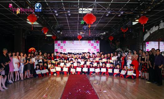 Học nghề làm đẹp tại Việt Nam được cấp bằng quốc tế ITEC có giá trị toàn cầu - Ảnh 3.