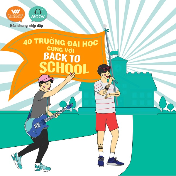 """Tour diễn """"Back To School"""" với sân khấu cực độc, có 1-0-2 lần đầu tiên xuất hiện tại Việt Nam - Ảnh 8."""
