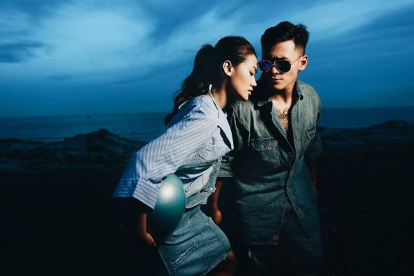 Ngẫu hứng cùng bộ hình của team Pông Chuẩn trong Vespa Top Stylist Contest - Ảnh 14.