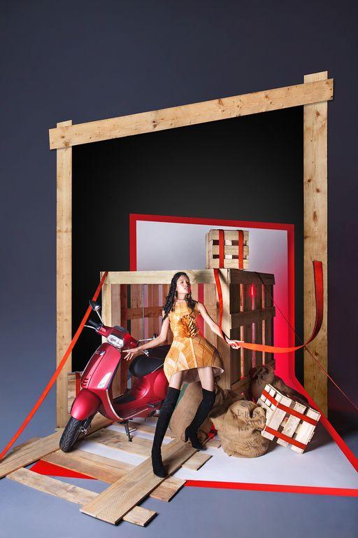 Cùng chiêm ngưỡng bộ hình siêu chất của Lê Minh Ngọc trong Vespa Top Stylist Contest - Ảnh 10.