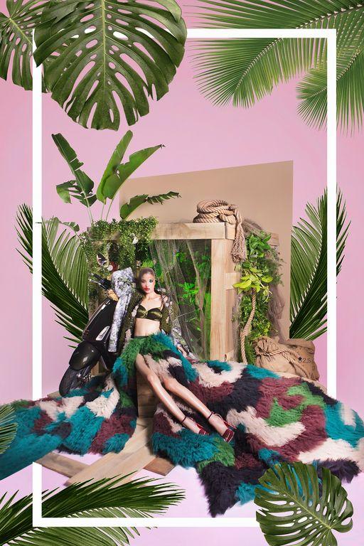 Cùng chiêm ngưỡng bộ hình siêu chất của Lê Minh Ngọc trong Vespa Top Stylist Contest - Ảnh 12.