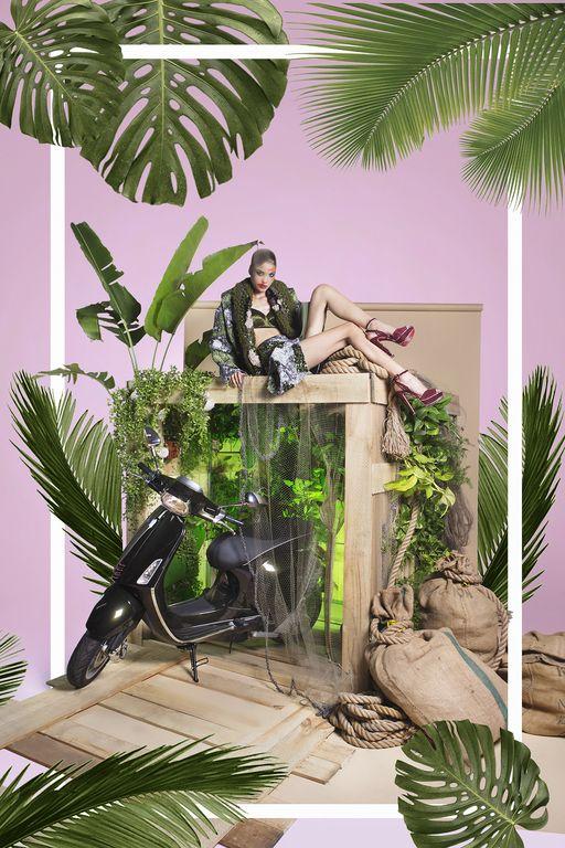 Cùng chiêm ngưỡng bộ hình siêu chất của Lê Minh Ngọc trong Vespa Top Stylist Contest - Ảnh 15.