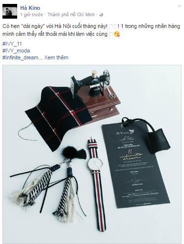 Loạt models trổ tài chụp ảnh Flat-lay khoe vé tham dự Fashion Show - Ảnh 2.