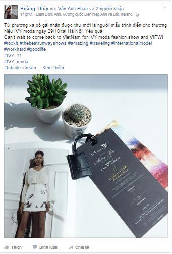 Loạt models trổ tài chụp ảnh Flat-lay khoe vé tham dự Fashion Show - Ảnh 3.