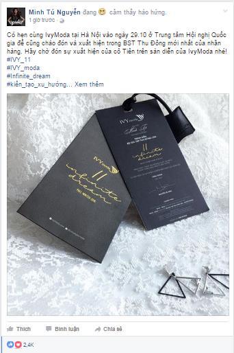 Loạt models trổ tài chụp ảnh Flat-lay khoe vé tham dự Fashion Show - Ảnh 6.