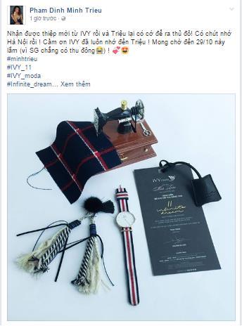 Loạt models trổ tài chụp ảnh Flat-lay khoe vé tham dự Fashion Show - Ảnh 7.