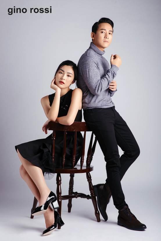 """Hứa Vĩ Văn và Helly Tống diện giày đôi, """"hẹn hò"""" với mùa thu Hà Nội - Ảnh 3."""