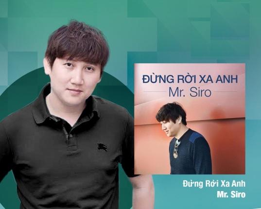 Mr. Siro viết ca khúc cho những người biết yêu nghiêm túc - Ảnh 2.
