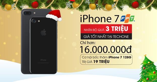 Bật mí địa chỉ mua iPhone 7 chính hãng giá rẻ - Ảnh 1.