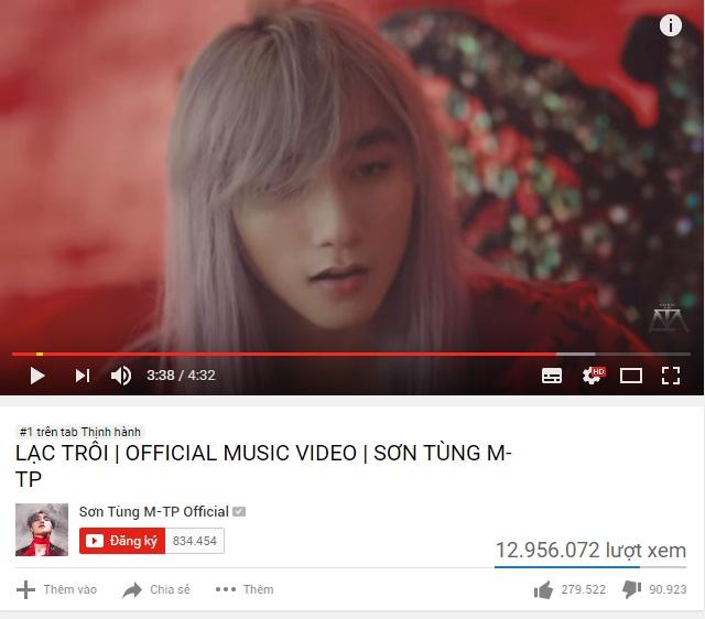 Cơ hội cho fan hâm mộ nghe trực tiếp Lạc Trôi của Sơn Tùng M-TP - Ảnh 2.