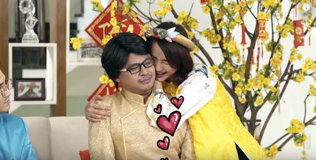 Dàn sao Việt hội tụ trong clip Tết vừa ý nghĩa vừa cực nhắng nhít - Ảnh 6.