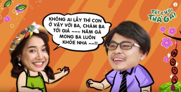 Dàn sao Việt hội tụ trong clip Tết vừa ý nghĩa vừa cực nhắng nhít - Ảnh 10.