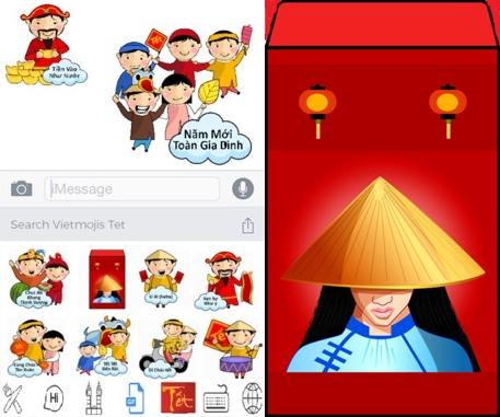 """Sticker tiếng Việt siêu ngộ nghĩnh: Trào lưu hot """"càn quét"""" thế giới ảo - Ảnh 3."""