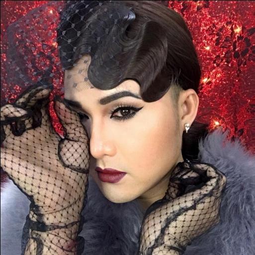 Make up thần thánh, chàng trai biến hình thành mỹ nữ - Ảnh 3.