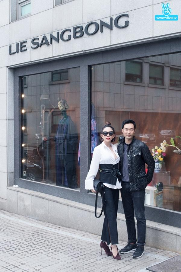 Hành trình ấn tượng của Tóc Tiên tại Seoul Fashion Week - Ảnh 9.