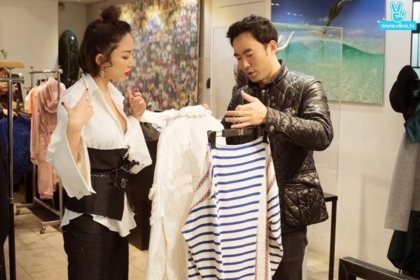 Hành trình ấn tượng của Tóc Tiên tại Seoul Fashion Week - Ảnh 10.
