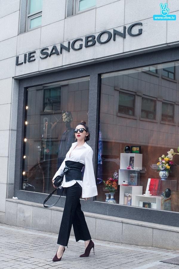 Hành trình ấn tượng của Tóc Tiên tại Seoul Fashion Week - Ảnh 11.