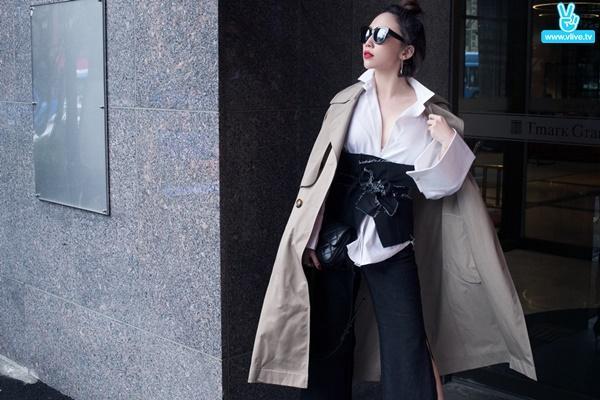Hành trình ấn tượng của Tóc Tiên tại Seoul Fashion Week - Ảnh 12.