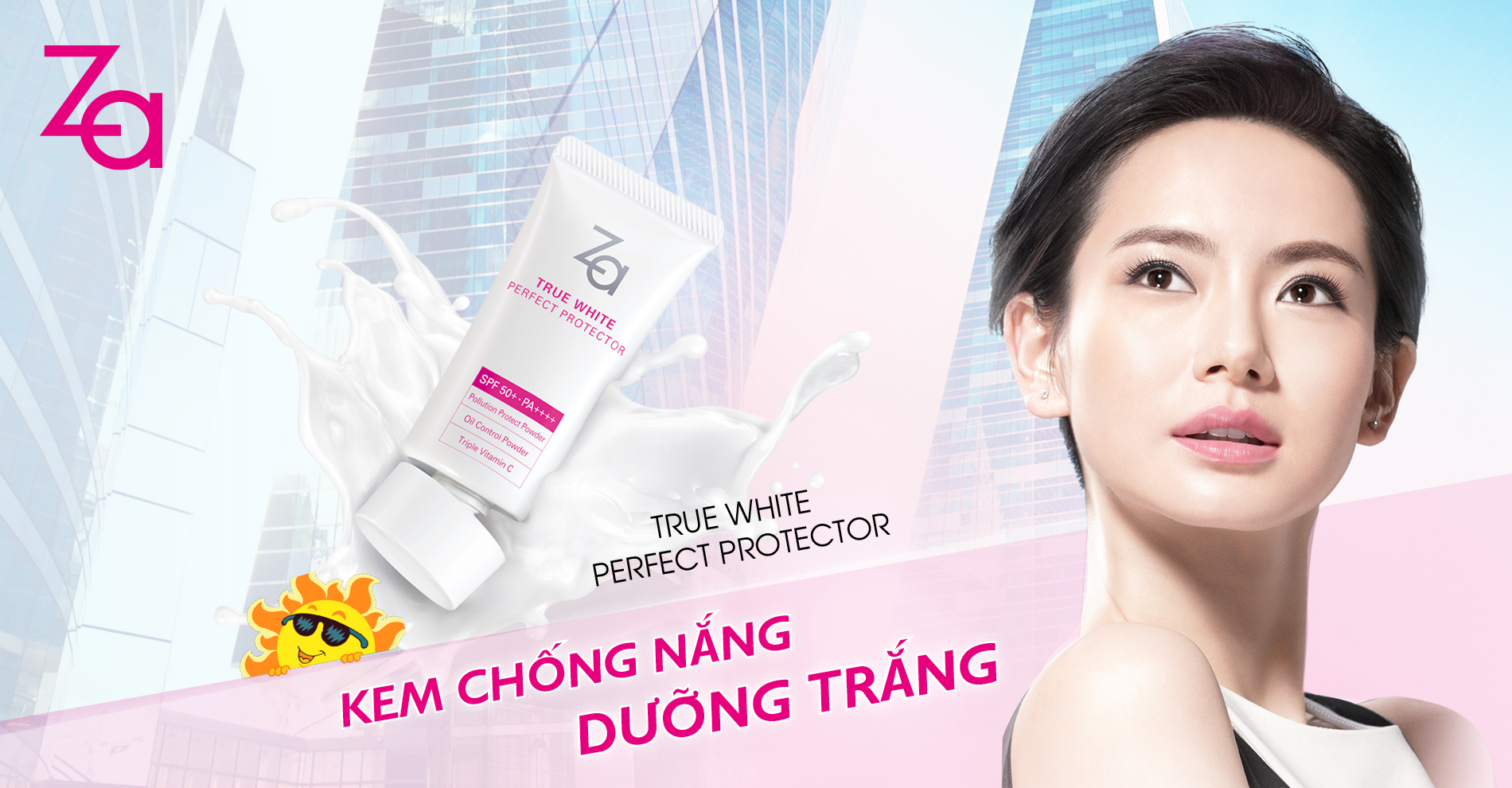 True White Perfect Protector-Soái ca đích thực mà các nàng cần - Ảnh 1.