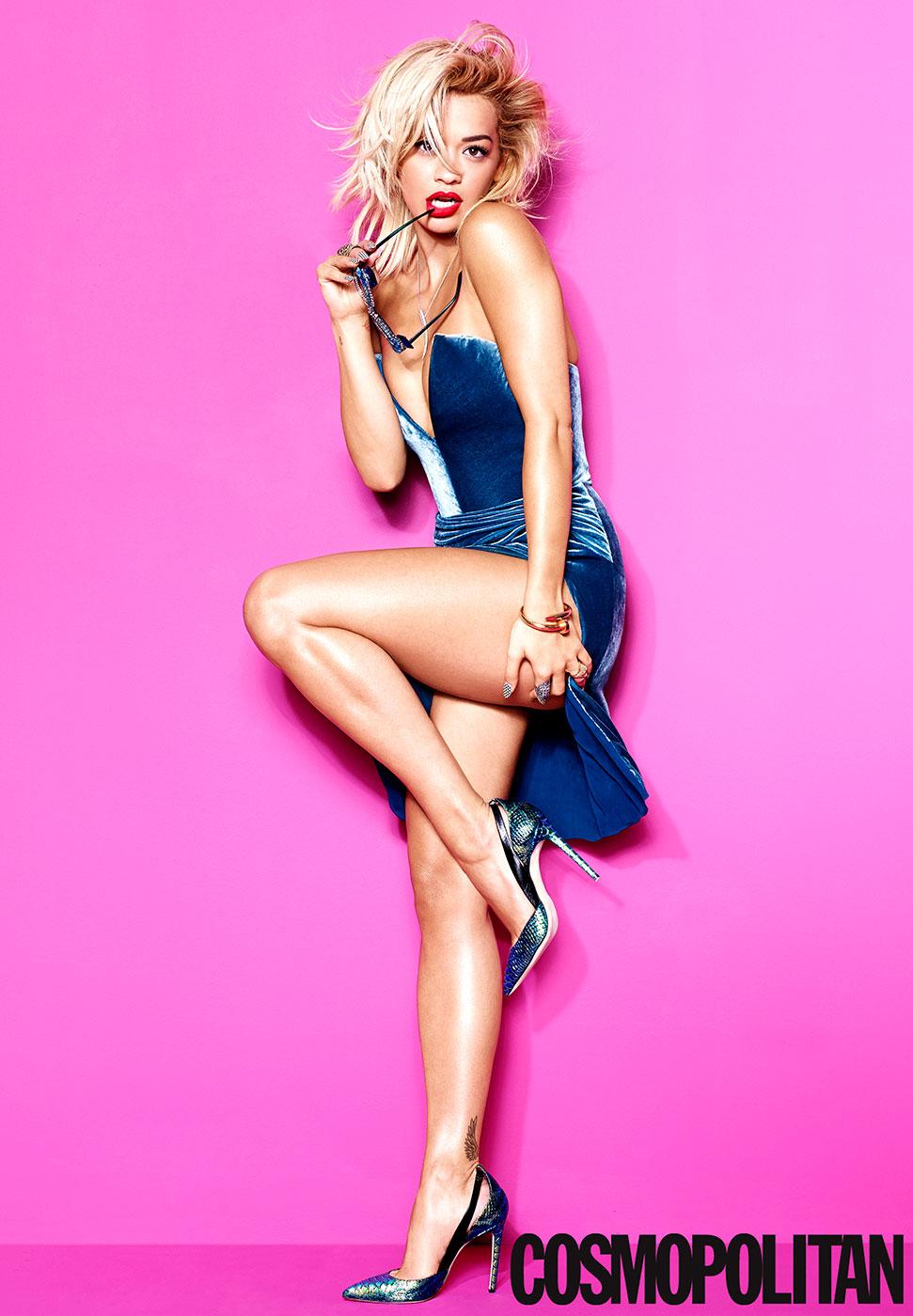 Rita Ora và phong cách nổi bật giữa rừng sao US-UK - Ảnh 8.