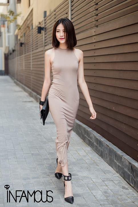 Đơn giản, tinh tế với thương hiệu thời trang Việt - Ảnh 6.