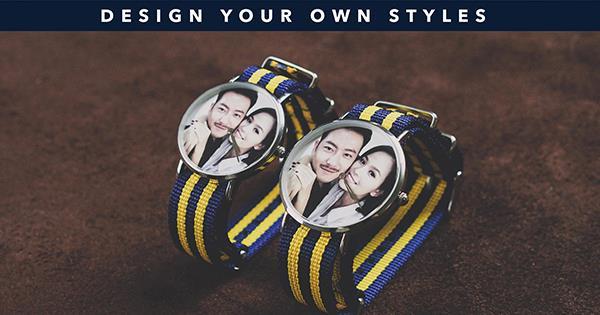 Thoả sức sáng tạo với đồng hồ tự thiết kế đầu tiên tại Việt Nam - Ảnh 9.