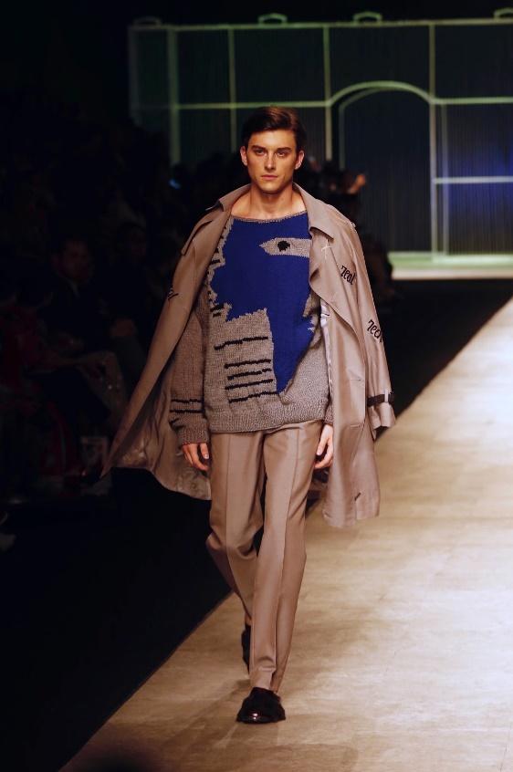 Ngọc Châu, Hoàng Thùy nổi bật với thiết kế lấy cảm hứng từ danh họa Picasso - Ảnh 6.