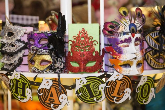 Giới trẻ Sài thành đón Halloween tại Làng bí thần tiên - Ảnh 7.