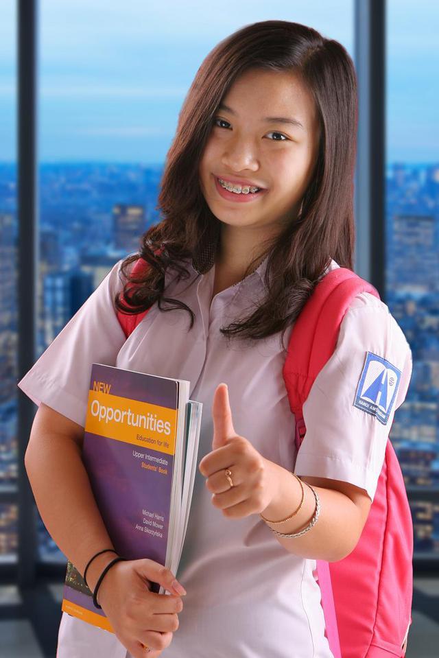 Bí quyết học tiếng Anh của quán quân olympic tiếng Anh THCS - Ảnh 1.