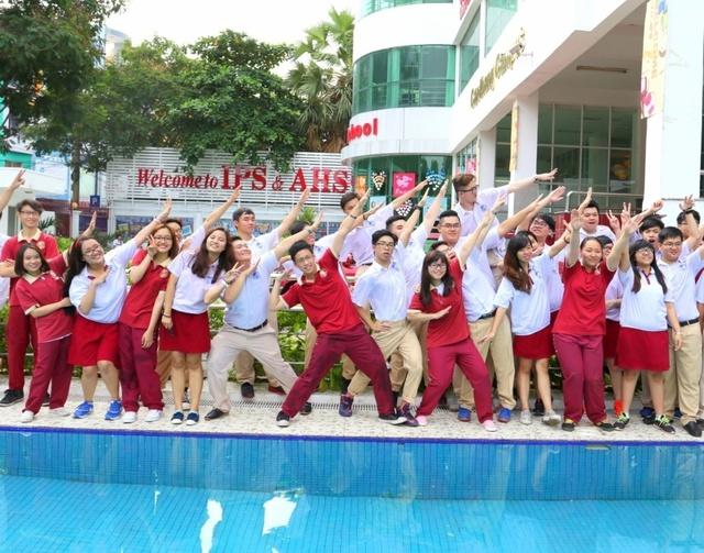 """Bộ ảnh kỷ yếu """"một thời đáng nhớ"""" của học sinh Trường Quốc tế Á Châu - Ảnh 1."""