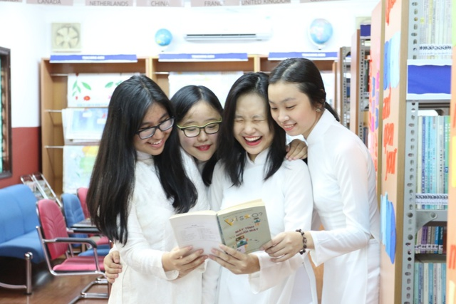 """Bộ ảnh kỷ yếu """"một thời đáng nhớ"""" của học sinh Trường Quốc tế Á Châu - Ảnh 7."""