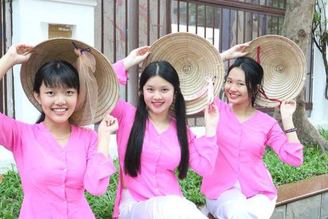"""Bộ ảnh kỷ yếu """"một thời đáng nhớ"""" của học sinh Trường Quốc tế Á Châu - Ảnh 9."""