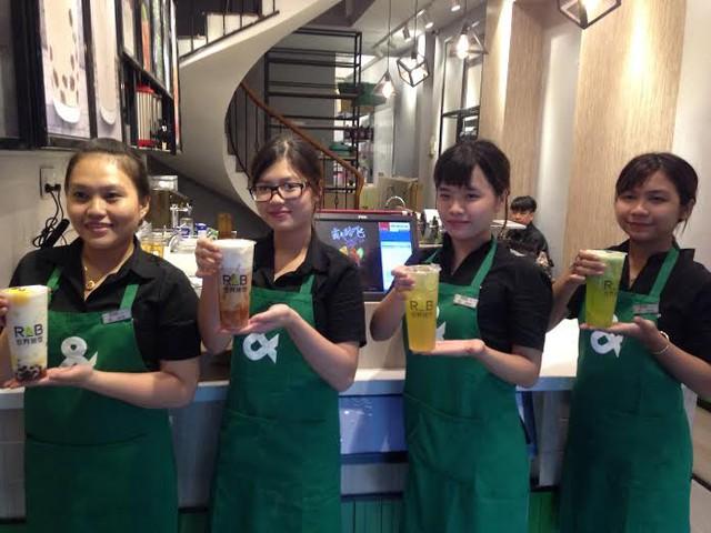 R&B Tea - Khám phá văn hóa trà hoàn toàn mới đến từ Đài Loan - Ảnh 5.