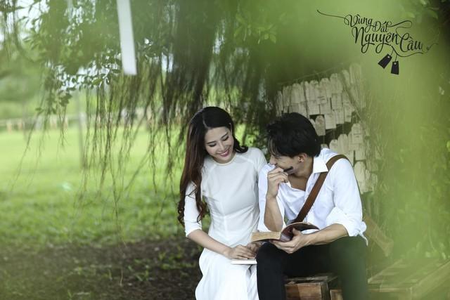 Á vương Hữu Vi bất ngờ kết hôn với Hoa khôi Nam Em? - Ảnh 1.