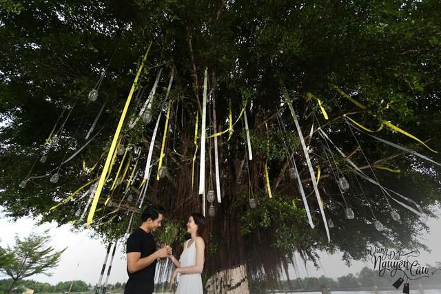 Á vương Hữu Vi bất ngờ kết hôn với Hoa khôi Nam Em? - Ảnh 4.