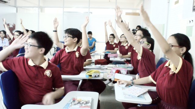 Khám phá trường quốc tế có thành tích thi học sinh giỏi quá ấn tượng - Ảnh 1.