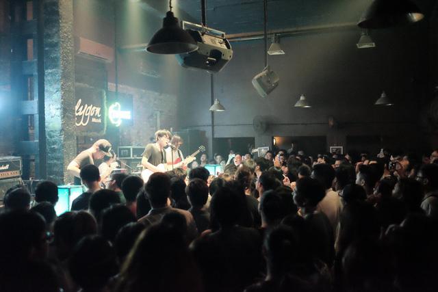 Ngọt Band, nhân tố âm nhạc mới của chuỗi sự kiện âm nhạc Tuborg - Ảnh 3.