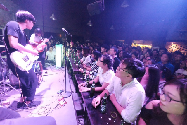 Ngọt Band, nhân tố âm nhạc mới của chuỗi sự kiện âm nhạc Tuborg - Ảnh 6.