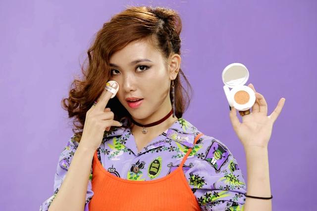 Make up với phong cách đậm chất Kool & Kute - Ảnh 4.