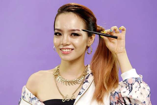 Make up với phong cách đậm chất Kool & Kute - Ảnh 7.