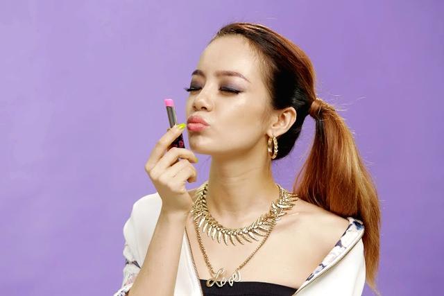 Make up với phong cách đậm chất Kool & Kute - Ảnh 9.