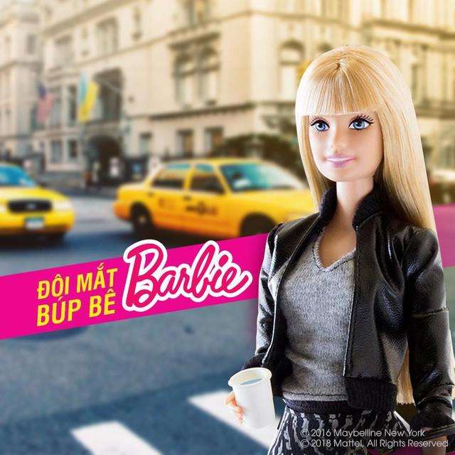 Mắt Barbie – Xu hướng trang điểm cực hot khiến giới trẻ mê tít - Ảnh 1.