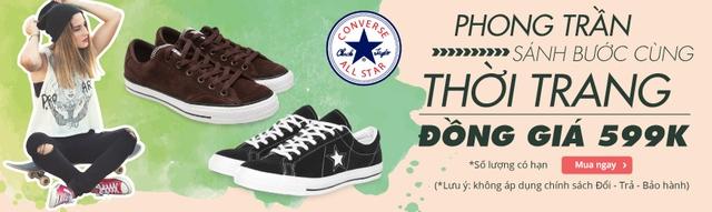 Sốt rần rần với những đôi giày Converse trị giá 599K - Ảnh 8.