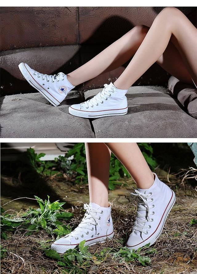 Sốt rần rần với những đôi giày Converse trị giá 599K - Ảnh 9.