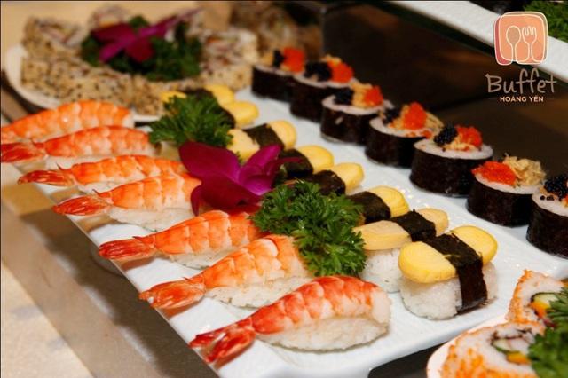 Tựu trường sành điệu với siêu khuyến mãi đi 4 tặng 1 tại Hoàng Yến buffet - Ảnh 5.