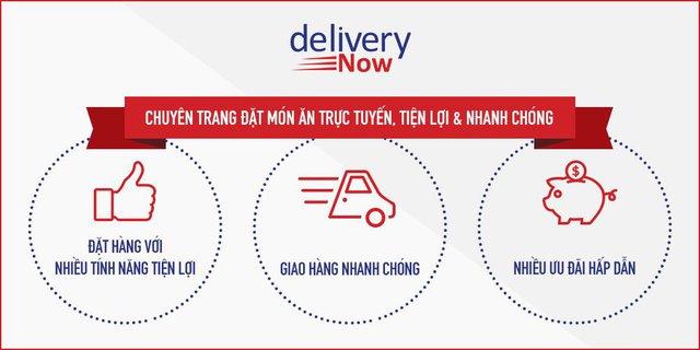 deliveryNow - Ứng dụng phải có trên điện thoại của tín đồ ẩm thực - Ảnh 5.