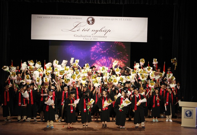 Ngôi trường quốc tế nhiều năm liền có học sinh đậu tốt nghiệp PTTH 100% - Ảnh 1.