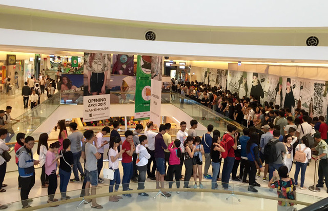 Thêm ưu đãi, thêm tiện ích cùng chương trình thẻ thành viên điện tử e-Membership Crescent Mall - Ảnh 3.