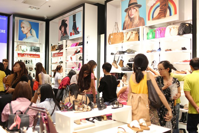 Thêm ưu đãi, thêm tiện ích cùng chương trình thẻ thành viên điện tử e-Membership Crescent Mall - Ảnh 6.